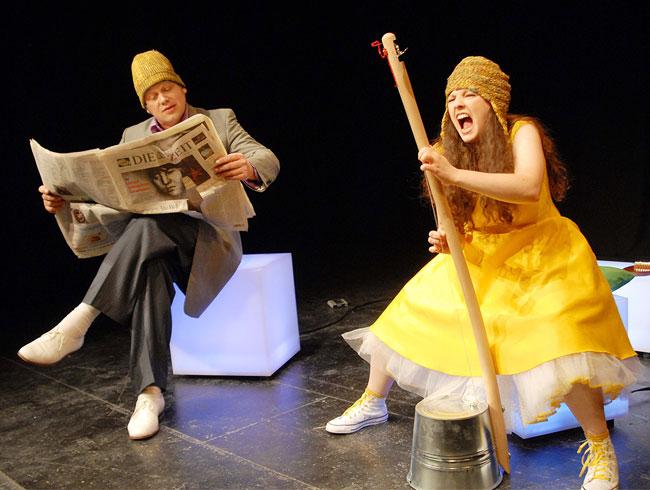 Theater Brekkekekex